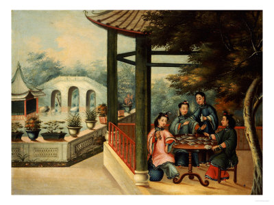changshuo-wu-chinese-garden-scenes-with-ladies-taking-tea-chinese-school-mid-19th-century