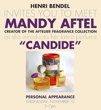 Mandy at Bendel's