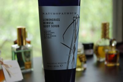 Lemongrass Closeup
