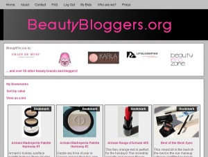BeautyBloggers.org