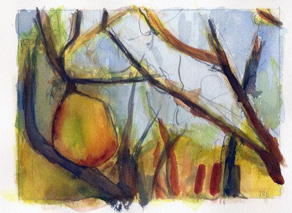Fig Tree by Julia Rymer Brucker