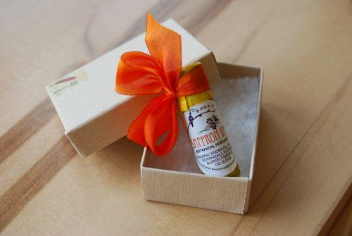 Saffron Veil
