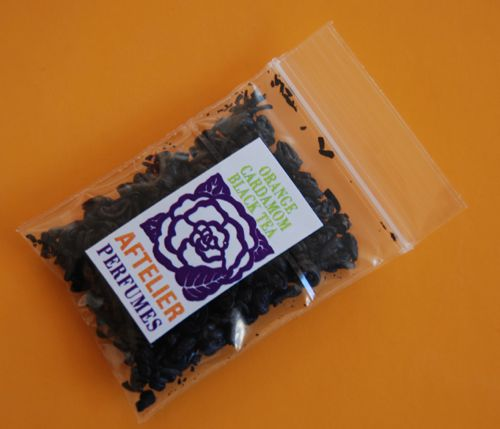 Bergamoss tea