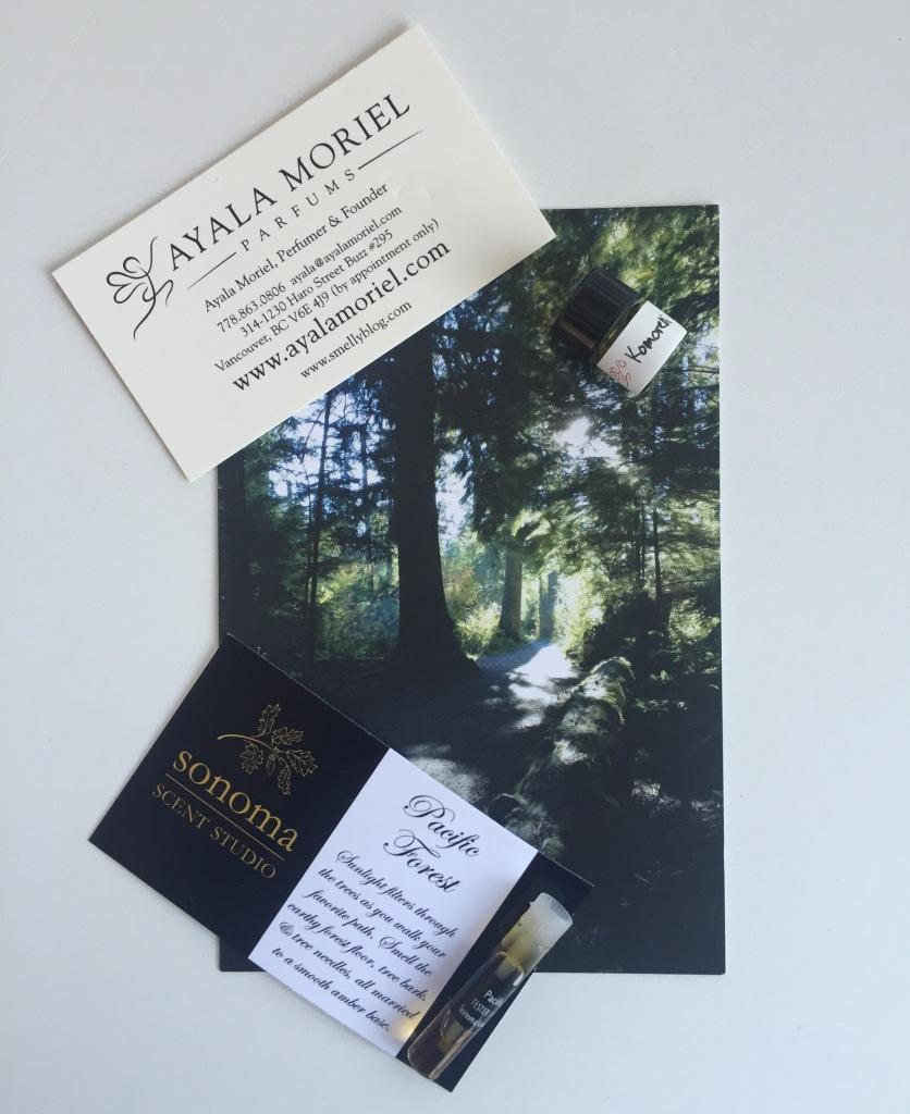 Forest pefumes