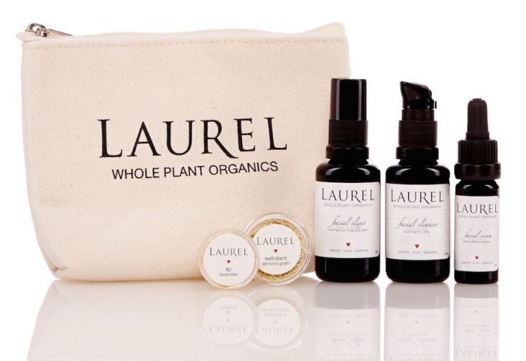 Laurel Travel Set