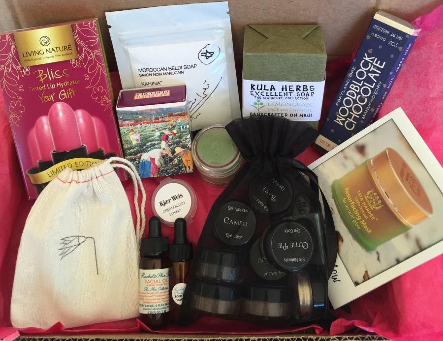 Giveaway box