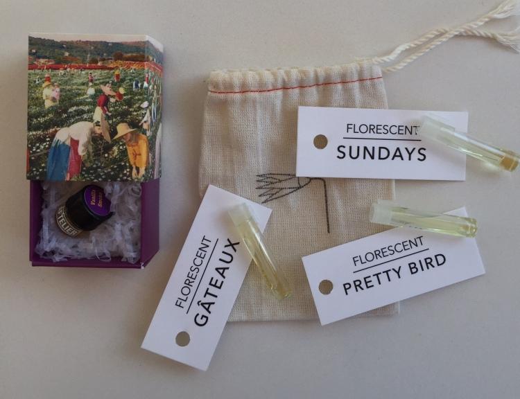Giveaway perfume